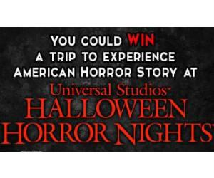 Win a Trip to Universal Studios Halloween Horror Nights