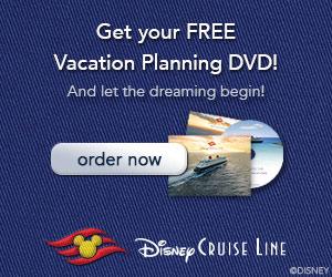 FREE Disney Cruise Line Vacation Planning DVD