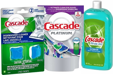 New Cascade Coupons Available To Print!