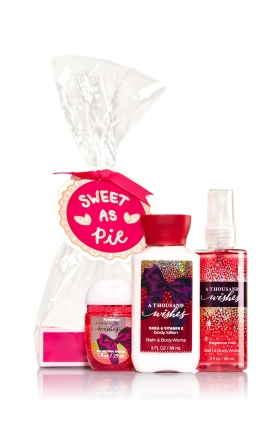 Bath & Body Works Holiday Gift Sets As Low As $10!