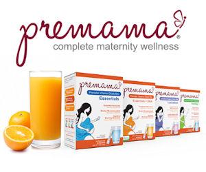 Free Sample of Premama Prenatal Vitamin Drink Mix