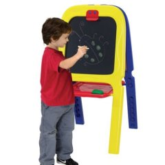 crayola 3 in 1 double stand up art easel only 24 97 reg 36 61