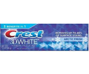 FREE Crest 3D White Toothpaste at Walgreens with Coupons