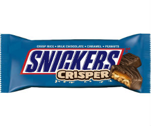 FREE Snickers Crispers at CVS with Coupons!