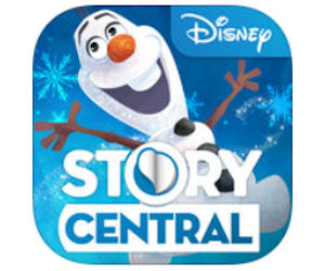 Free eBook Everyday with the Disney Story Central App