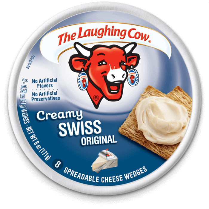 New – $0.75 off one The Laughing Cow Coupon