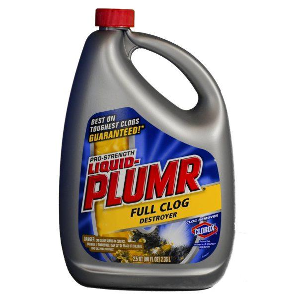 Save – $0.75 off one Liquid-Plumr
