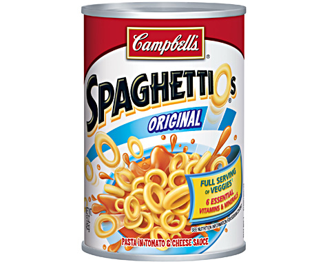 New – $0.40 off one SpaghettiOs Coupon {Only $0.45 At ShopRite!}