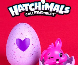 Free Hatchimals CollEGGtibles First Hatch Party at Toys R Us
