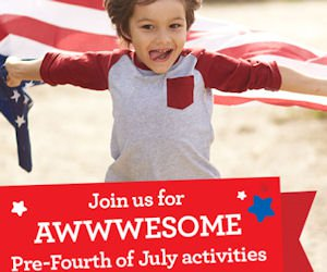 Free Pre-Fourth of July Activities at Toys R Us