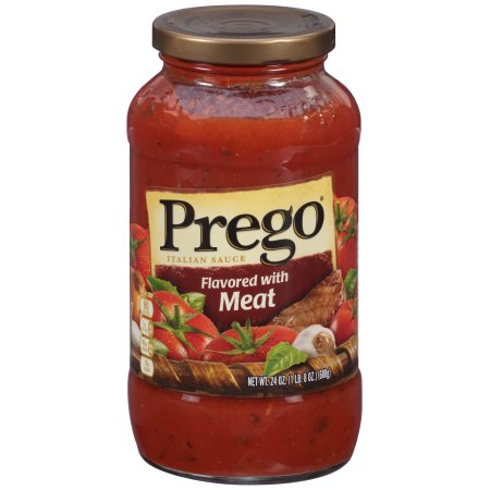 Save – $1.00 on any ONE (1) Prego Italian Sauce (24oz. or larger)