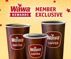 Wawa –  Free Coffee Every Wednesday In July