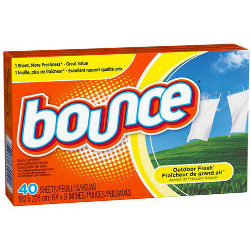 Hot ShopRite Deal – Bounce Fabric Softener Sheets 34ct Only $0.49 (Starting 8/13!)