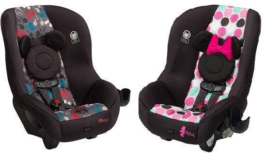 Walmart Deal – Cosco Disney Mickey or Minnie Convertible Car Seat, (Only $49.99) Plus FREE Shipping!