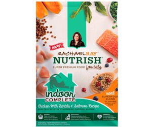 Free Sample of Rachael Ray PEAK for Dogs or Nutrish Cat Food