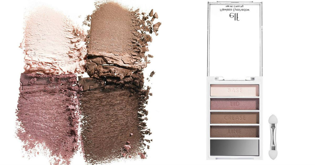 Amazon Deal: e.l.f Eyeshadow on Sale 50% Off, Pay Only $1.99