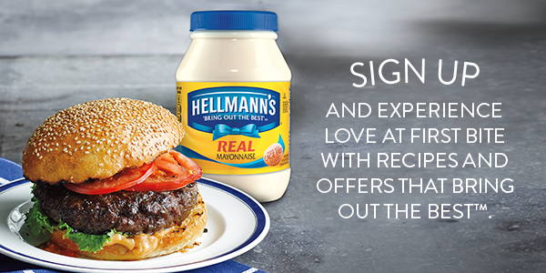 Free Recipes and Coupons from Hellmann's