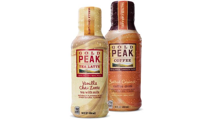 Free Gold Peak Coffee or Tea Latte at Kroger & Affiliates