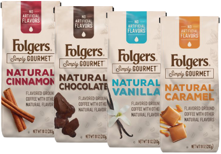 New Coupon – Save $1.00 on any ONE (1) Folgers Simply Gourmet coffee product
