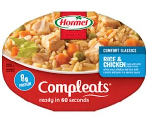 Free Hormel Compleats Microwave Meal at Kroger & Affiliates