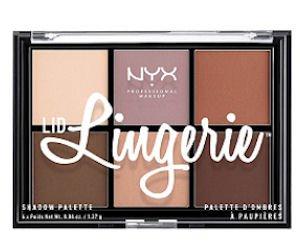 Ulta – Free NYX Eyeshadow Palette for Your Birthday