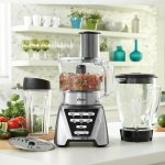 (Today Only) – Oster Pro Blender 3-in-1 with Food Processor Attachment Only $56.00 (Reg $89.99) + FREE Shipping!