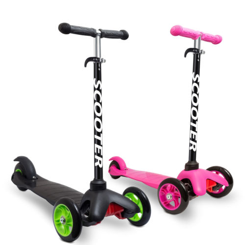Deluxe 3 Wheel Kids Scooter Glider Only $18.99 (Reg $79.95)