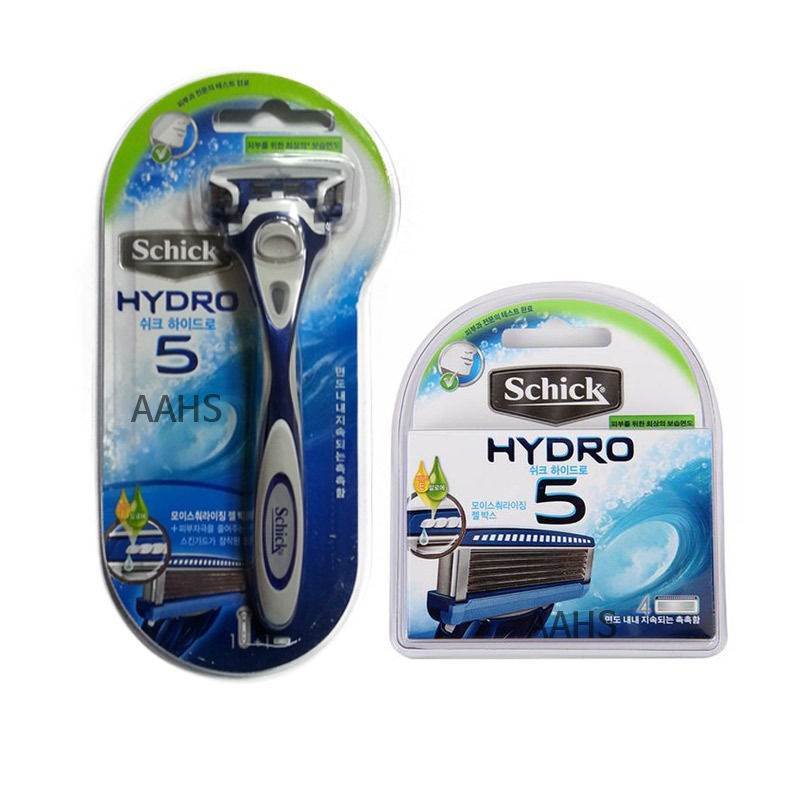 Save $3.00 on any ONE (1) Schick Hydro Razor or Refill