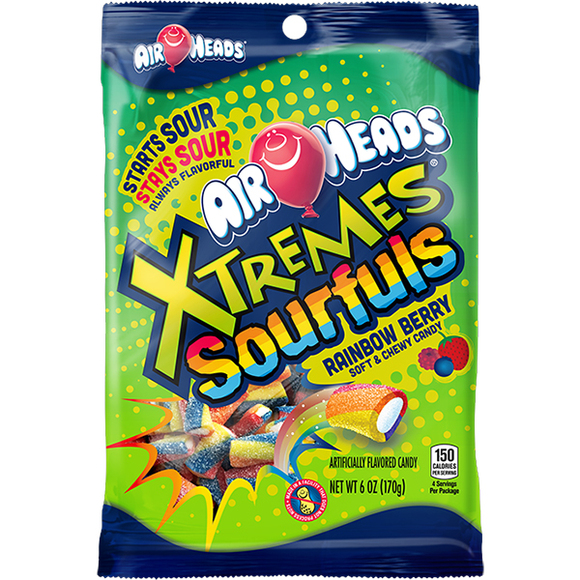 Save Up To $1.45 On Airheads Xtremes Sourfuls Candy