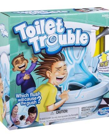 Toilet Trouble