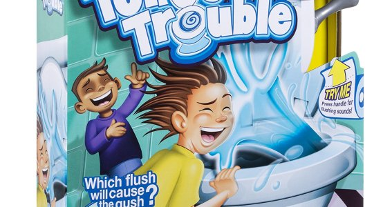Toilet Trouble Game Only $4.99 (Reg. $21.99) + FREE Shipping