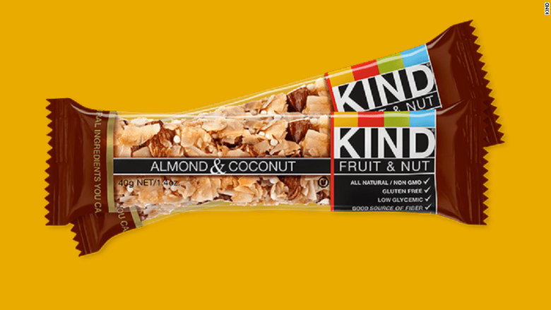 Free Full Sized KIND Bar Coupon – HURRY