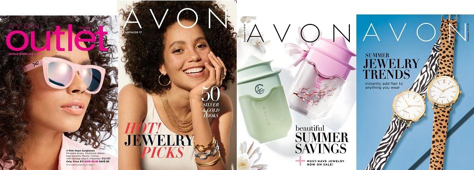 Shop The New AVON Brochure Online (Campaign 17)