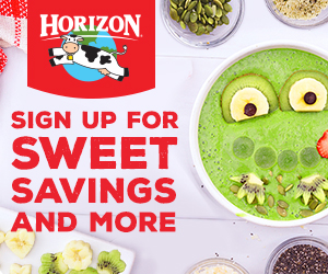 New $1 Off Horizon Coupon Available