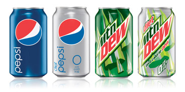 *RARE* $.50 off ONE Pepsi, Mtn Dew or Sierra Mist Mini 6pks Coupon