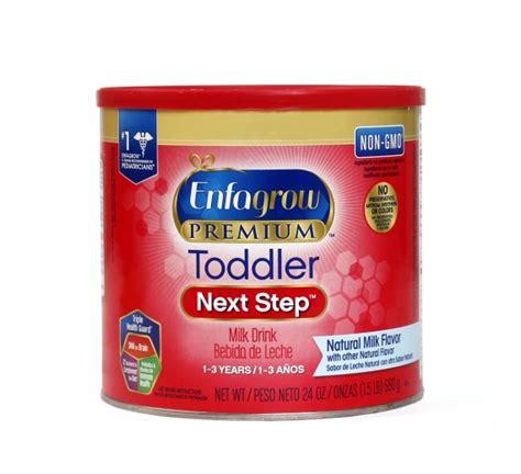 Free Sample of Enfagrow PREMIUM Toddler Next Step
