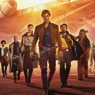 Free SOLO: A Star Wars Story Party