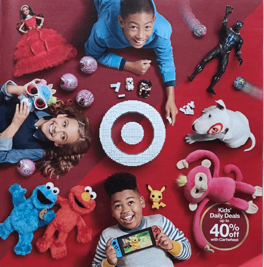 The 2018 Target Toy Book Is Available