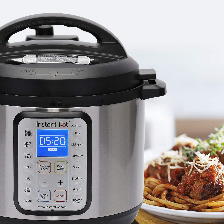 Instant Pot 9-in-1 Pressure Cooker ONLY $89.95 (Reg. $160)