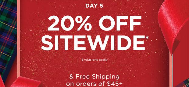 *HURRY* 20% Off AVON Order Plus FREE Shipping!