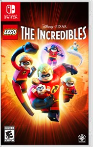 LEGO The Incredibles on Nintendo Switch ONLY $19.99 (Reg. $40)
