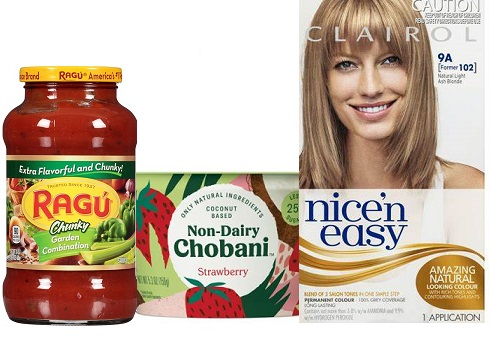 Save Over $63 In Cash Back Offers (Ragu, Chobani & More!)