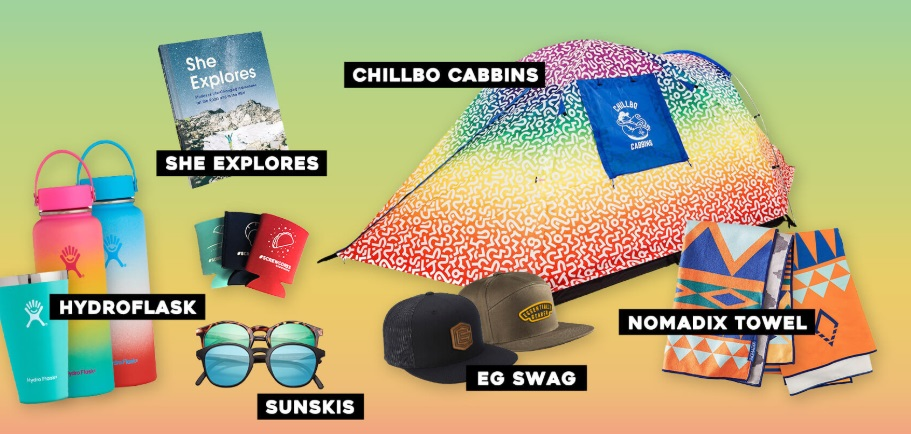 Win an Essential Lake Life Gear Prize Pack