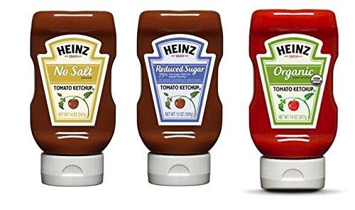 HEINZ Coupon – Save $1.00/1  HEINZ Simply Tomato, Organic, No Sugar Added, or No Salt Added Ketchup