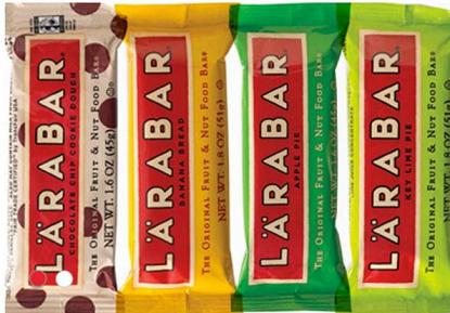 New Printable Coupon – $0.50/2 BARS  LÄRABAR bars OR LÄRABAR Protein bars