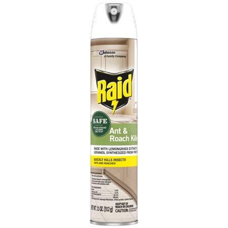 Raid Ant and Roach Killer 27- Save $0.55/1