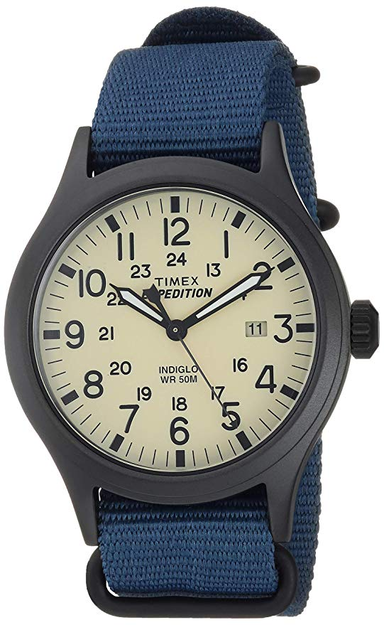 Timex Men's Expedition Scout 40 Watch ONLY $27.30 (Reg. $62)