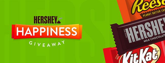 Win $500 of Hershey Goodness