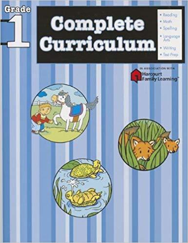 *HOT DEAL* – Complete Curriculum Grade 1 Only $10 (Reg.$19.95)