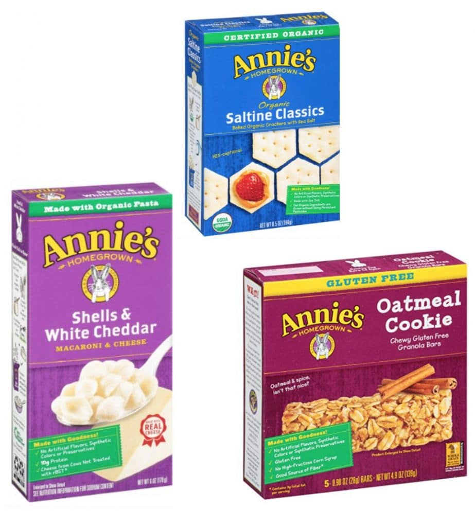 Annie's Coupon – Save $1/2